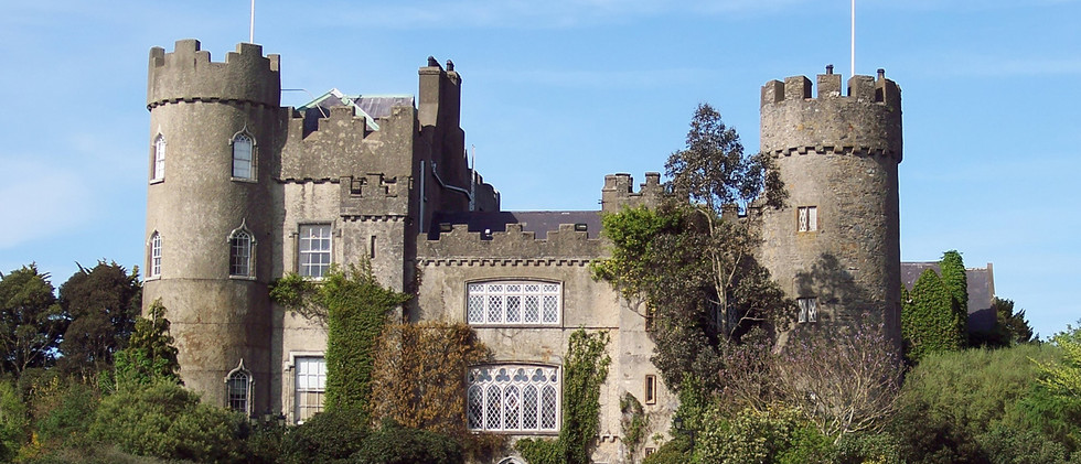 Canva - Malahide Castle, Dublin, Ireland