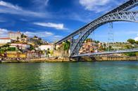 Porto, Dom Luis Bridge.
