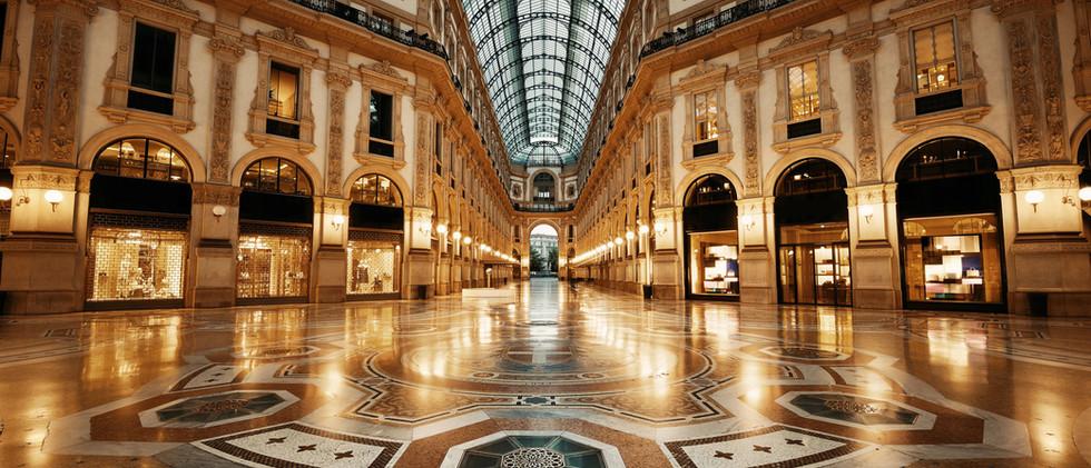 Canva - Galleria Vittorio Emanuele II in