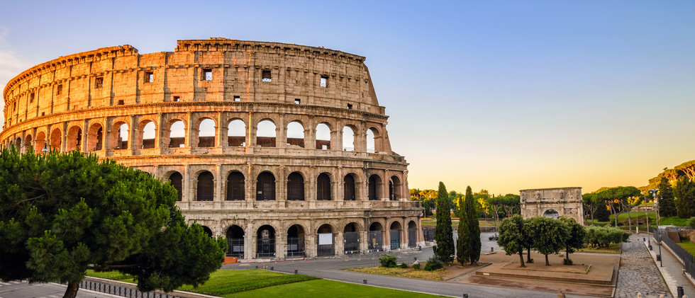 Canva - Rome Colosseum (Roma Coliseum),