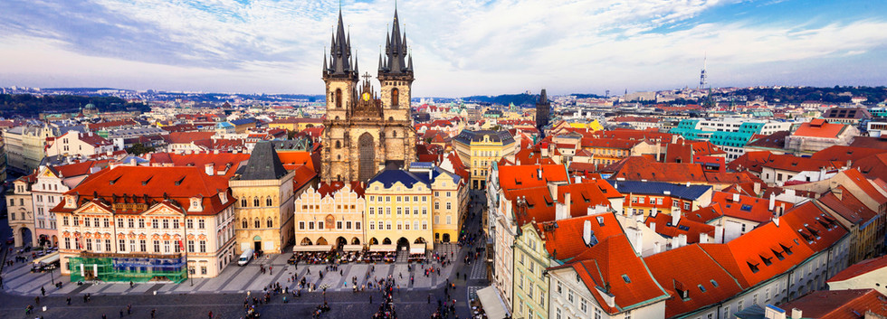 Canva - Beautiful Prague,Czech Repubblic