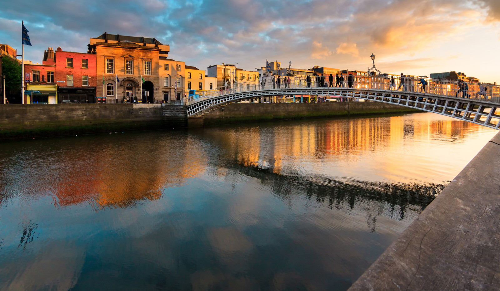 Canva - Sunset in Dublin, Ireland.jpg