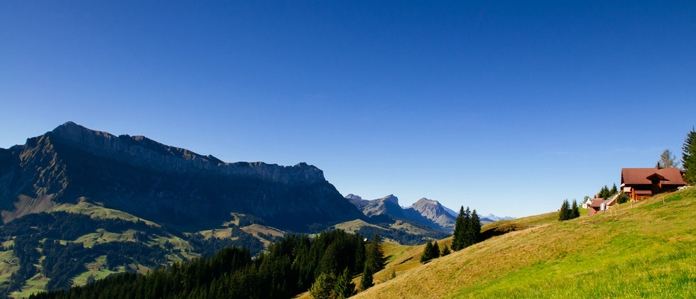 Canva - Schrattenfluh mountain and farm