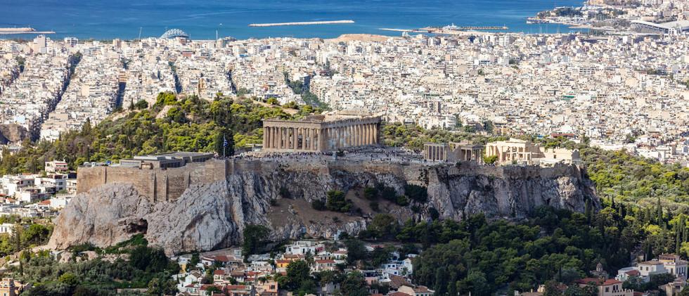 Canva - Athens, Greece. Athens Acropolis