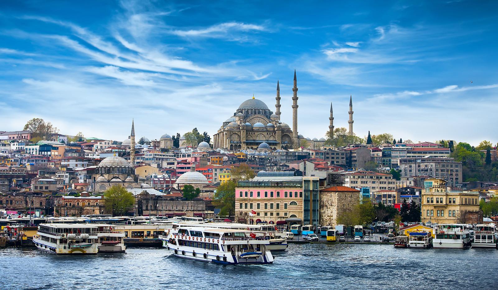 Canva - Istanbul the capital of Turkey.j