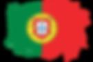 Portugal-flag-paint-publicdomainvectors.