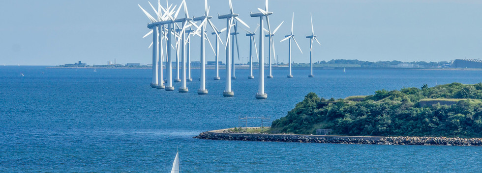 Canva - Offshore wind farm in the Baltic