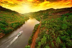 Douro River Cruise.