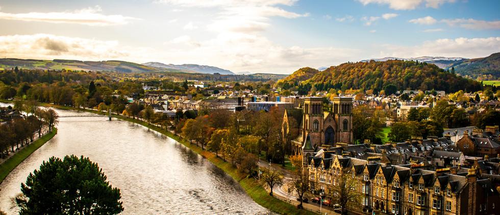 Canva - Inverness Scotland Landscape wit