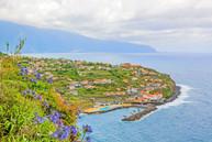 Ponta Delgada, Madeira.
