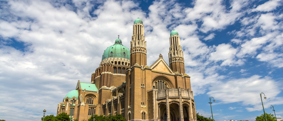 Canva - Basilica of the Sacred Heart in
