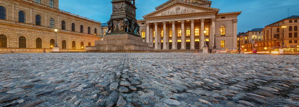 Canva - The National Theatre of Munich,
