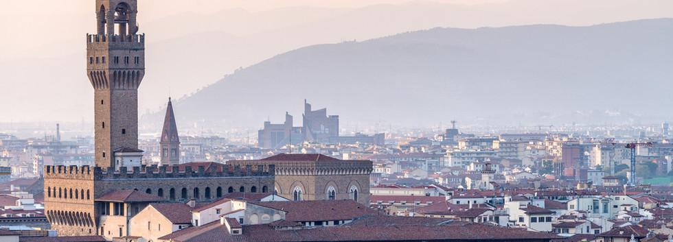 Canva - Signoria Square Aerial View, Flo