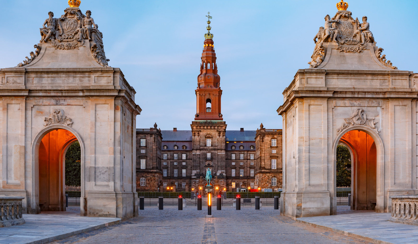 Canva - Christiansborg Palace in Copenha