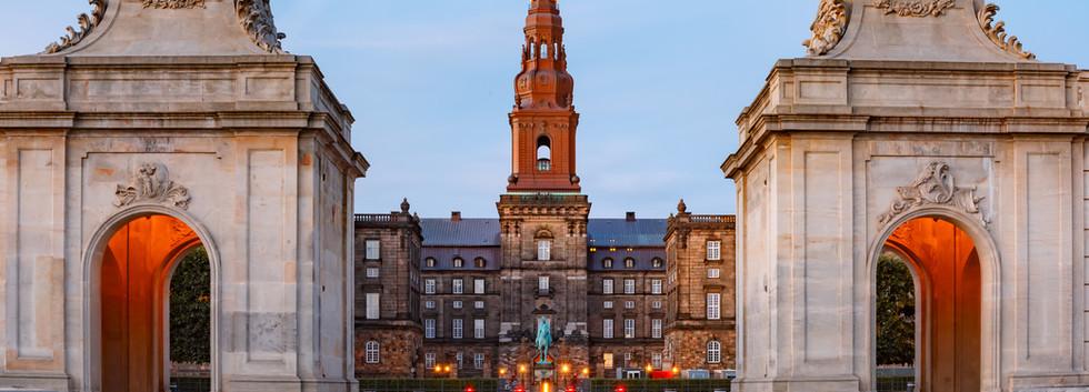 Canva - Christiansborg Palace in Copenha
