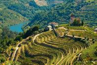 The Douro river, Porto.