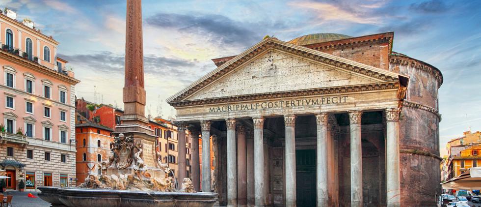 Canva - Rome - Pantheon, nobody.jpg