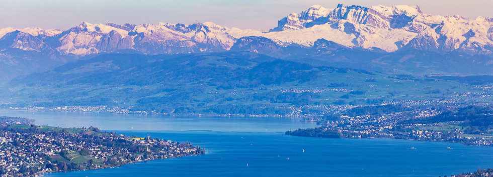 Canva - View from Mt Uetliberg in Switze