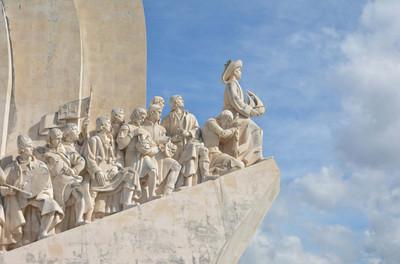 Padrao dos Descobrimentos, Lisbon.