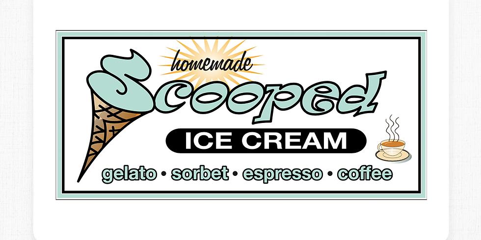 Scooped Ice Cream