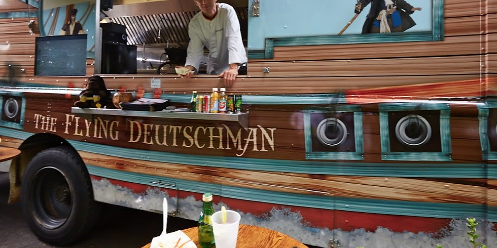 The Flying Deustchman Food Truck