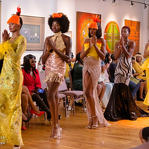 Queens Fashion Week
