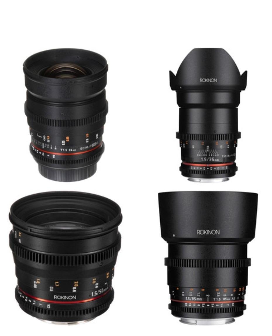 Blackmagic Design 6k Pocket Cinema Lenses