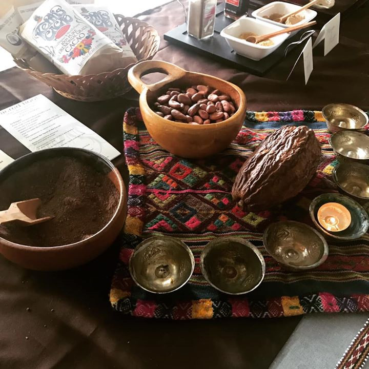 Last weekend's Cacao Ceremony was anothe