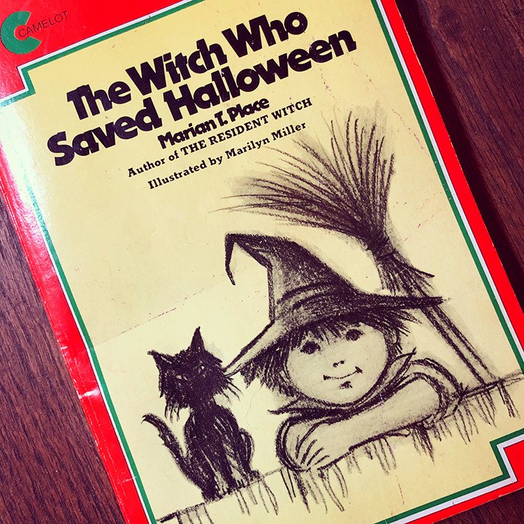 The Witch Who Saved Halloween Marian T. Place