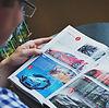 Showcase Classic & Sports Car Gala Motor trade stands