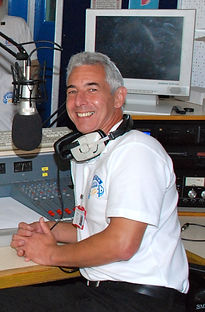 Malcolm Gray radio presenter