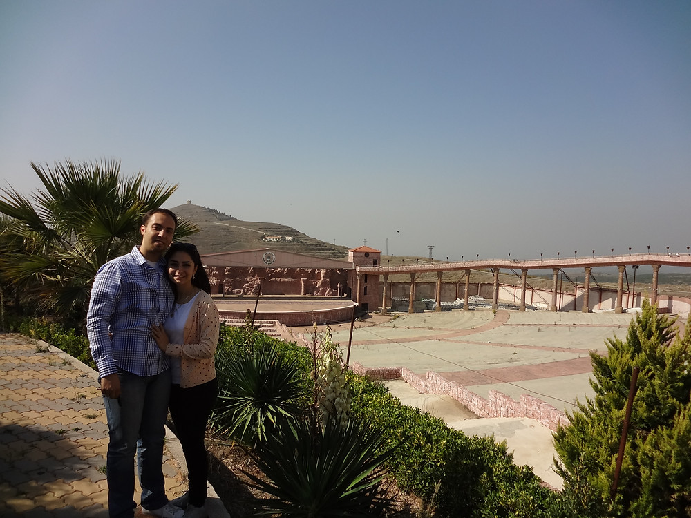 Foto: Arquivo pessoal do casal Lucia e Abed