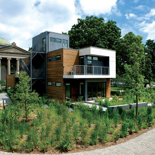 As casas mais verdes do Mundo
