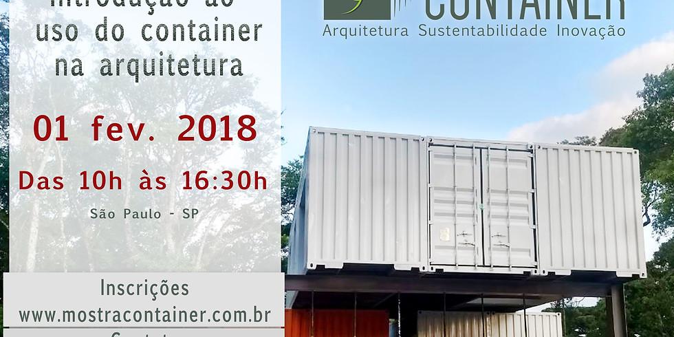 Curso Introdução ao uso do container na arquitetura (1)