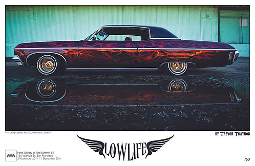 Low Life | Poster