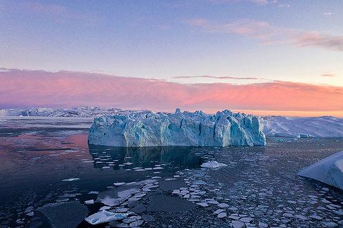Ilulissat Icefjord  | Print