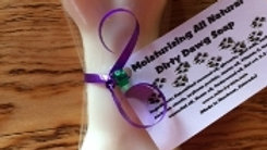 Dirty Dawg goat milk soap for dogs