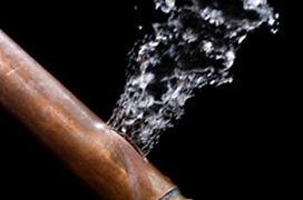 Plumber Frozen Leaking Pipe