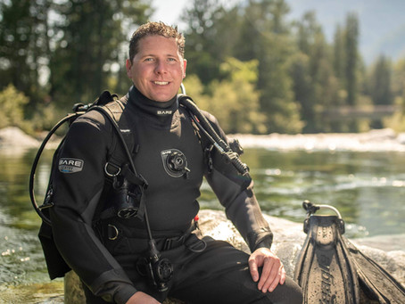 The Perfect Drysuit