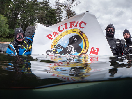 Proudly Supported by Pacific Pro Dive