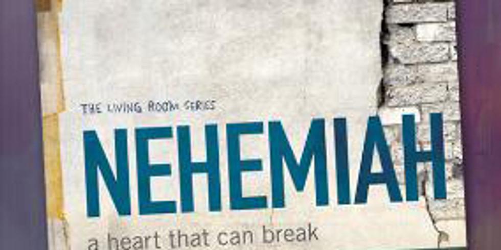 Nehemiah, a heart that can break