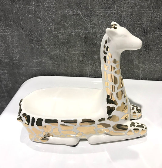 長頸鹿皂台
