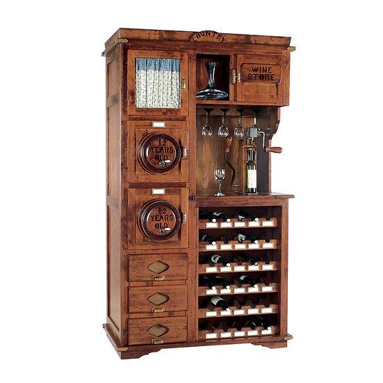 復古紅酒櫃 Art.422
