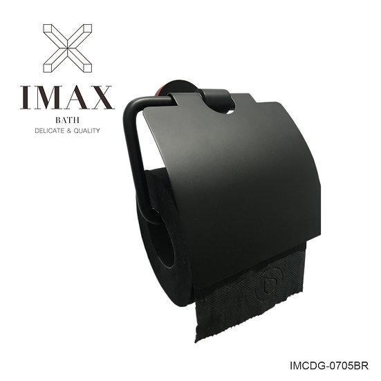 IMAXBATH 銅紙巾架(有蓋)