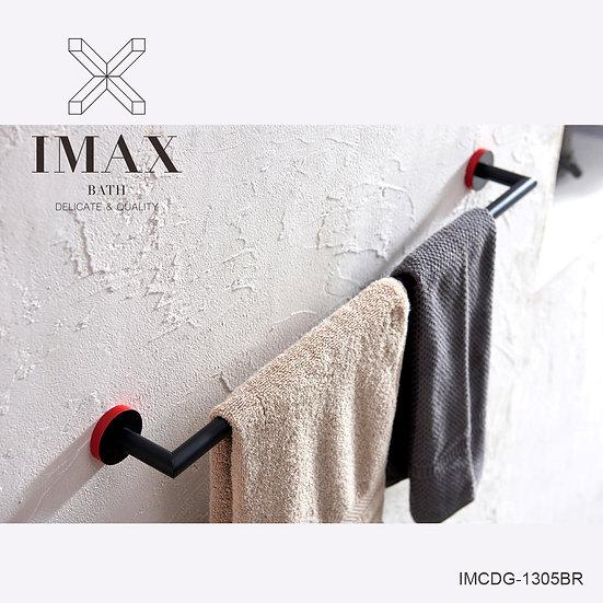 IMAXBATH 銅單杆毛巾架