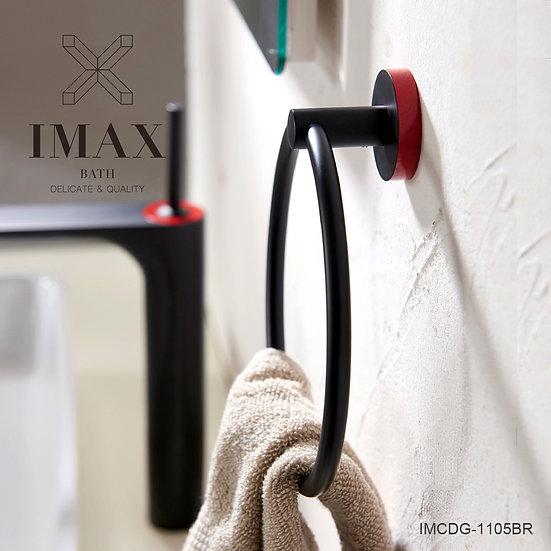 IMAXBATH 銅毛巾環