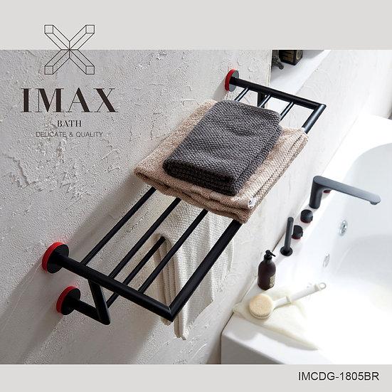 IMAXBATH 銅浴巾架