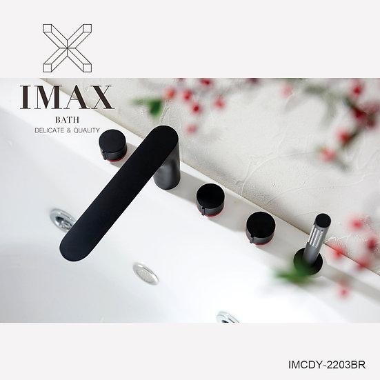 IMAXBATH 五件式浴缸龍頭組