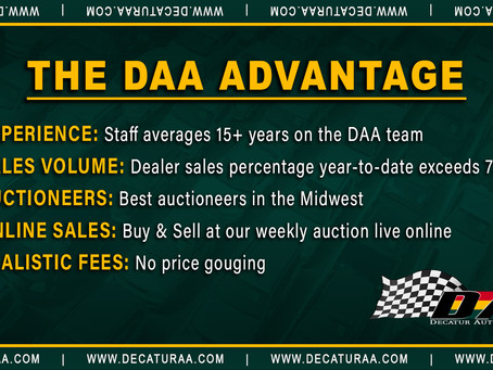 The DAA Advantage ✅