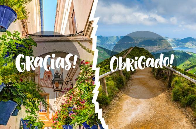 Португальский против испанского: 11 основных языковых различий